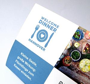 <span>Flüchtlinge integrieren: Welcome Dinner Hannover</span><i>→</i>